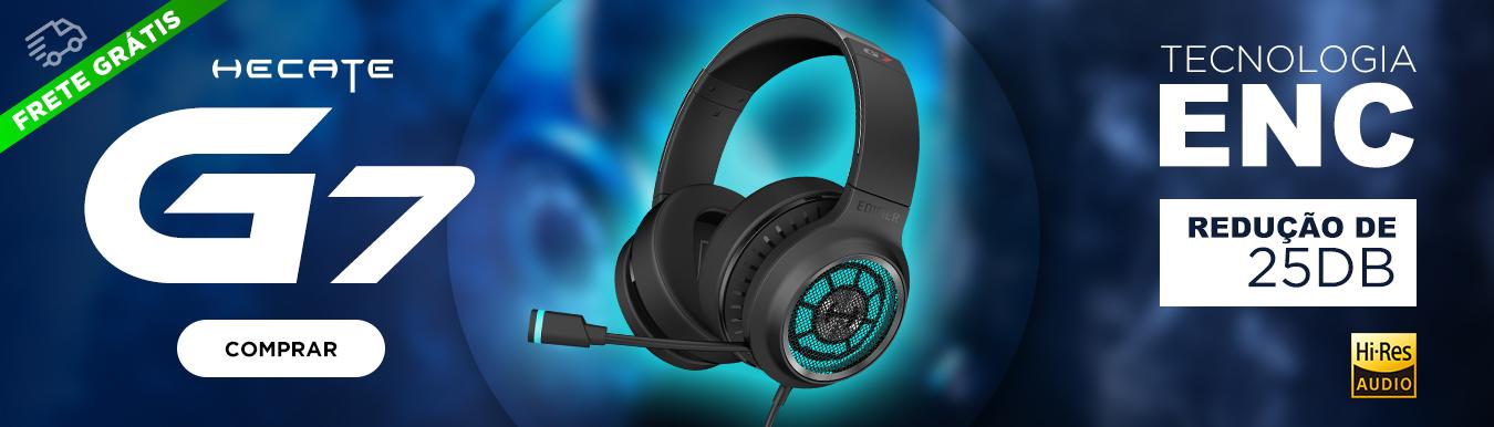 Headset Gamer G7