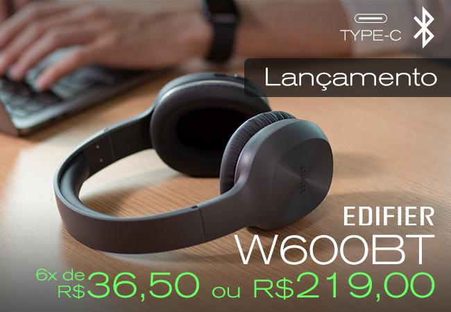 W600BT Lançamento