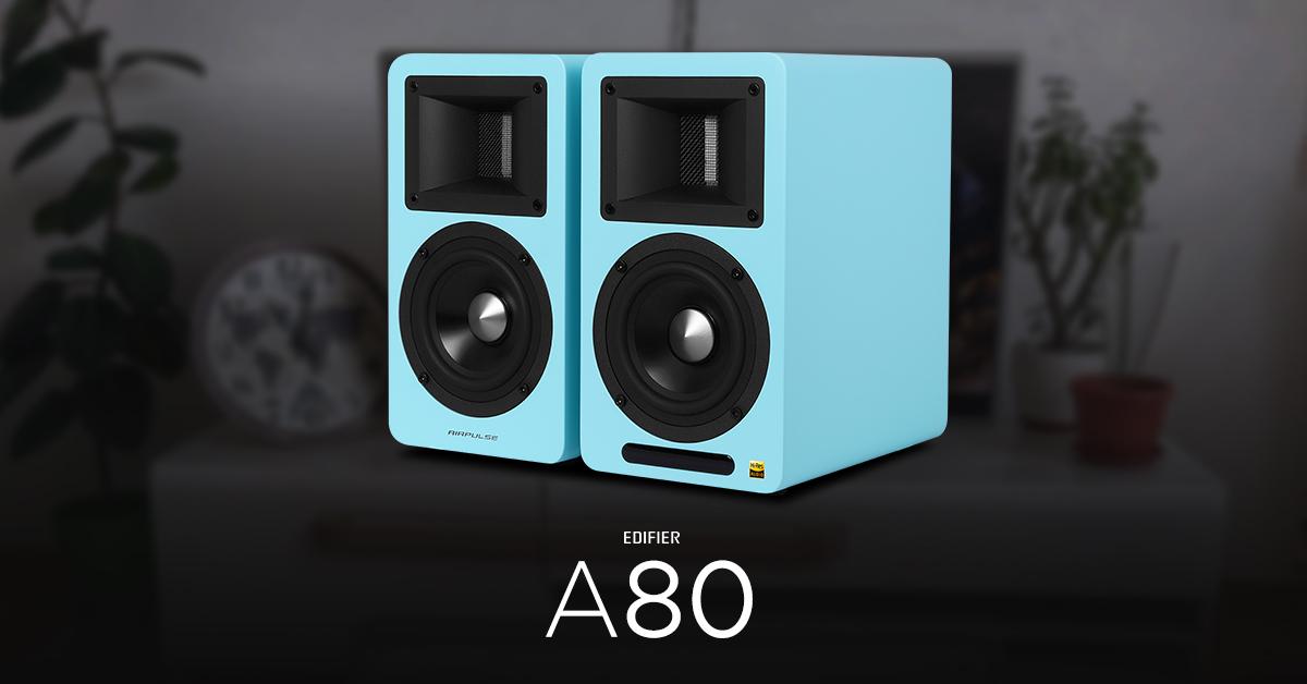 Monitor de áudio air pulse A80