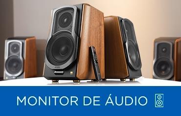 Monitor de áudio - Caixa de som