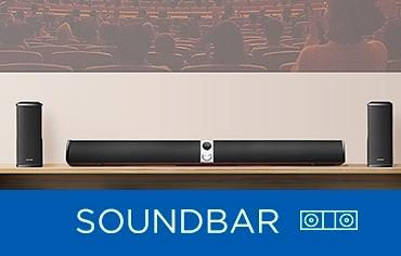 Soundbar para tv