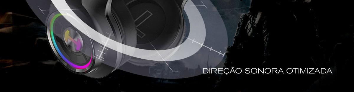 headset gamer com surround virtual edifier g4te