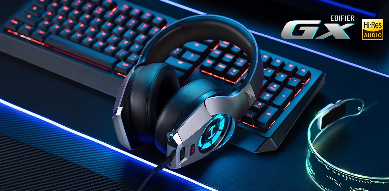 headset gamer edifier