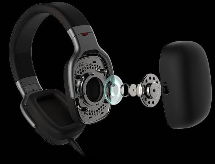 H880 EDIFIER tecnologia do headphone