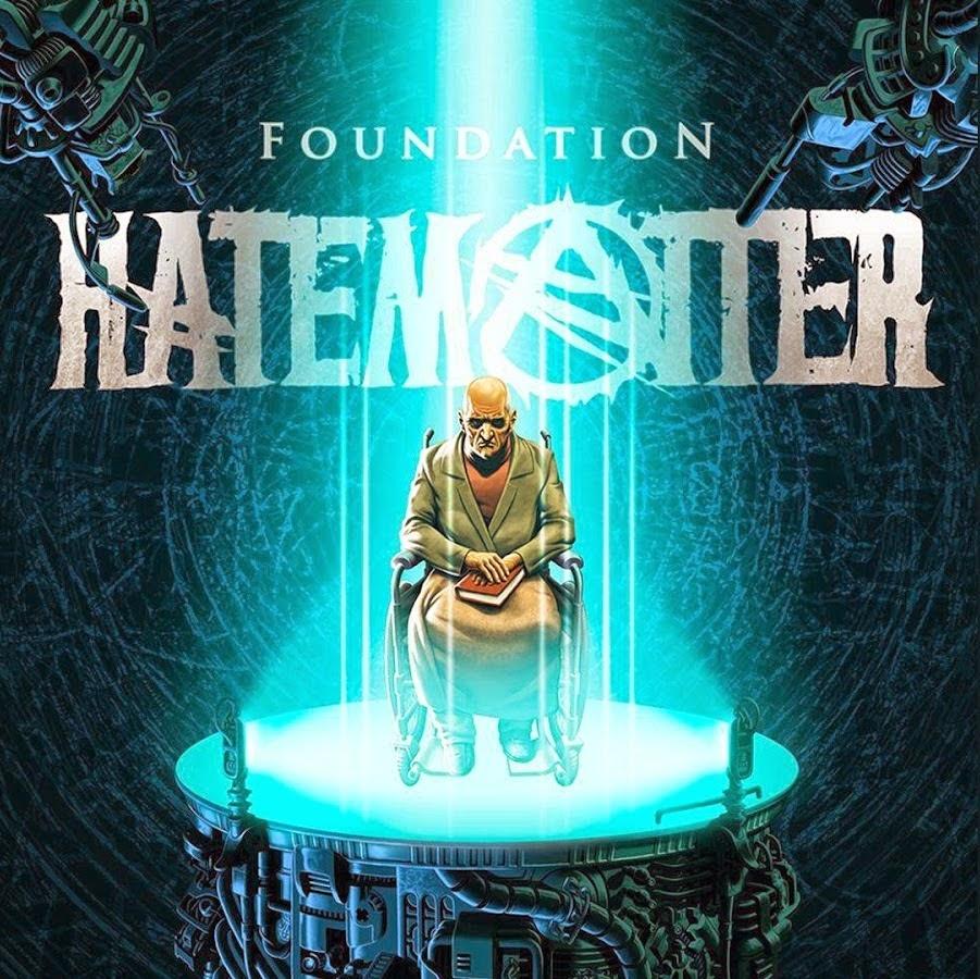 CD Foundation - Hatematter