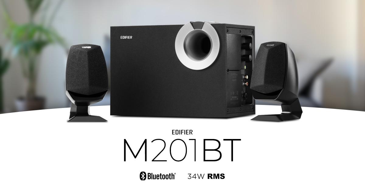 Caixa de som M201BT EDIFIER