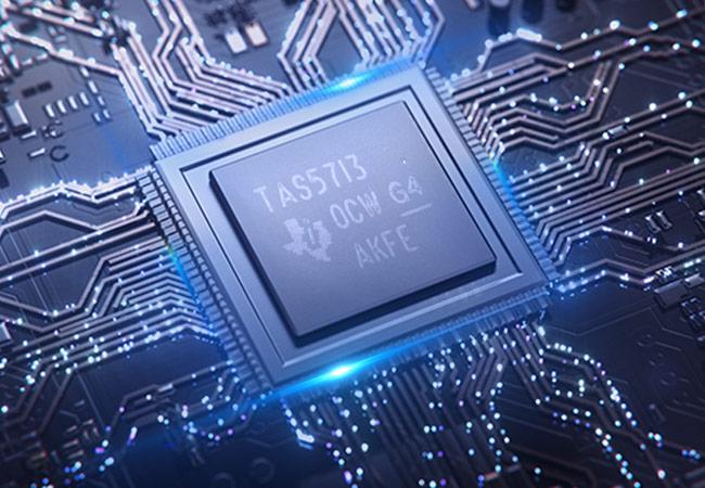 monitor de audio amplificada digital