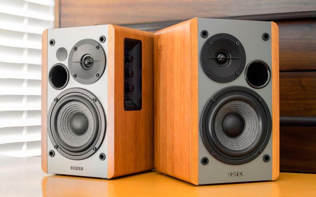 Monitor de áudio para estúdio EDIFIER R1280DB