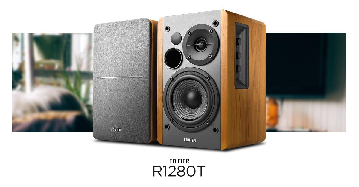 Monitor de áudio R1280T
