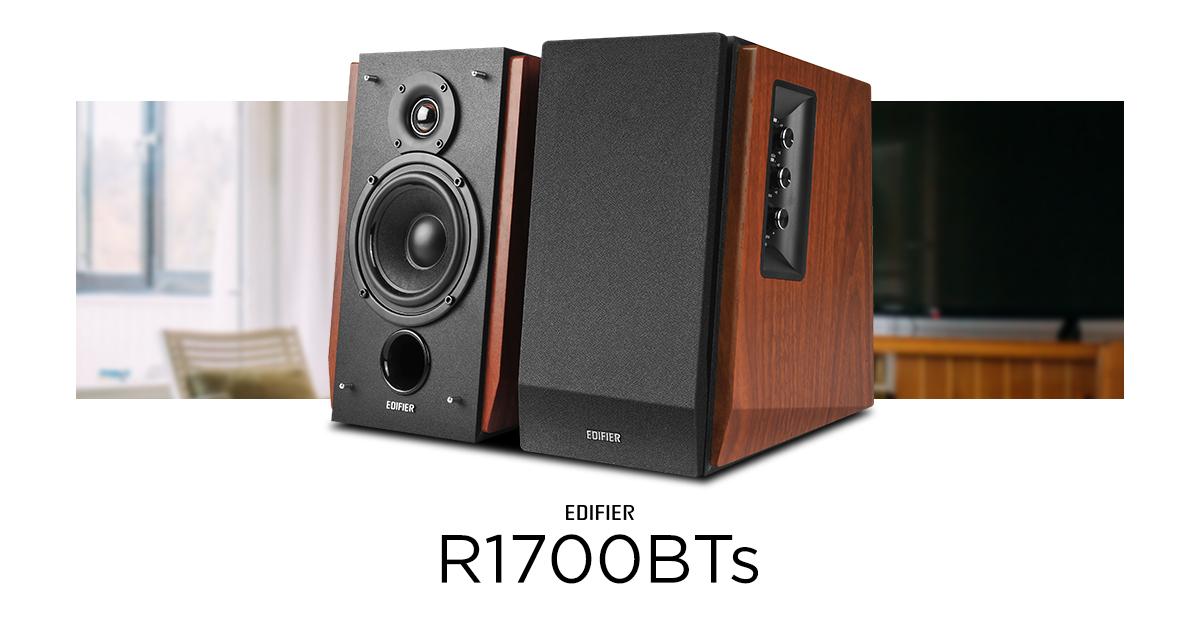 Monitor de áudio R1700BT