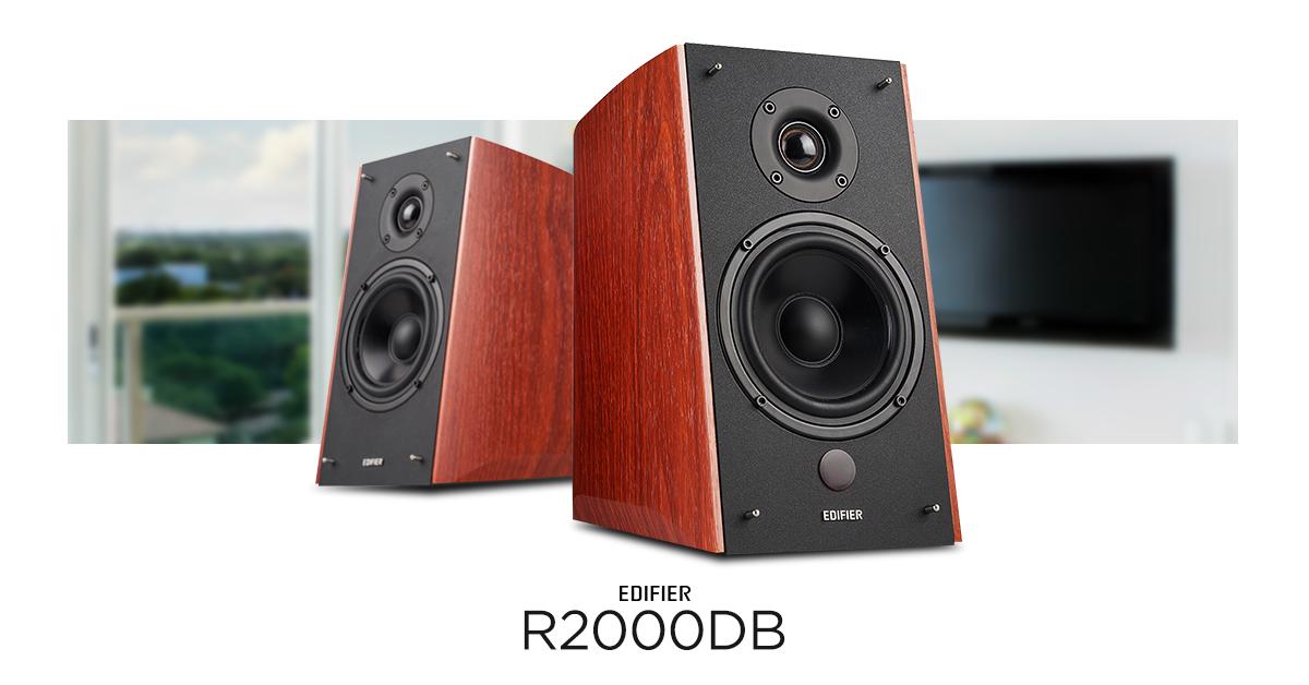 Monitor de áudio R2000DB