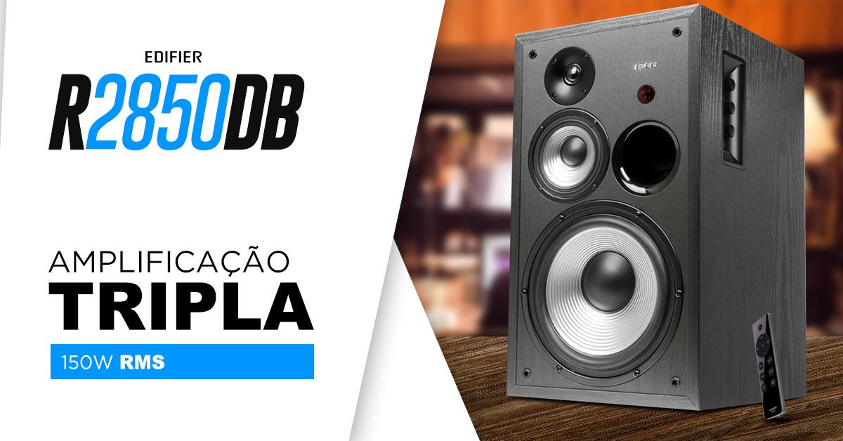Monitor de áudio EDIFIER R2850DB