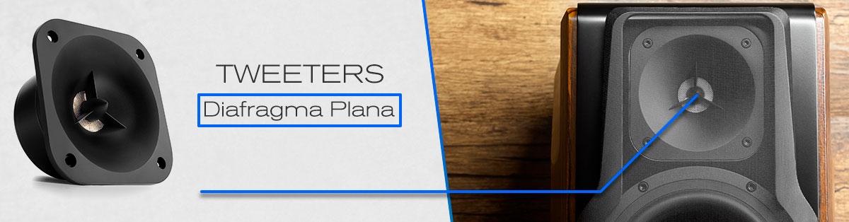 tweeter planar