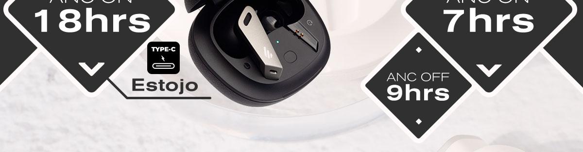 duração da bateria do fone de ouvido