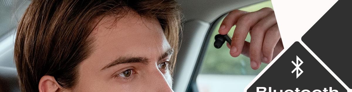 Fone de ouvido TWS Bluetooth 5.0