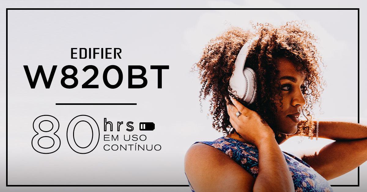 Headphone Bluetooth EDIFIER W820BT