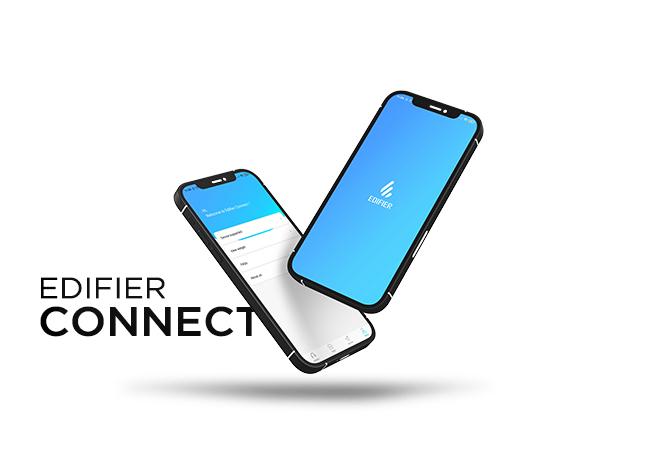 Aplicativo Edifier Connect