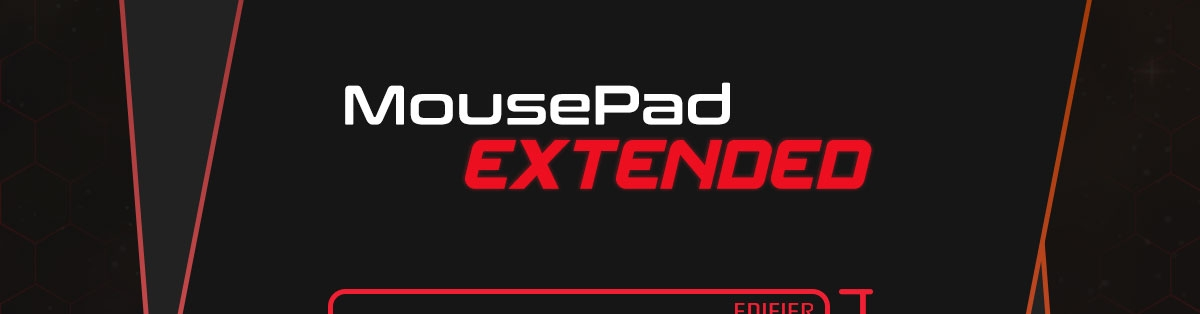 mousepad extended
