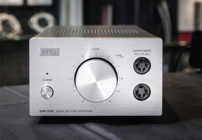 amplificador stax