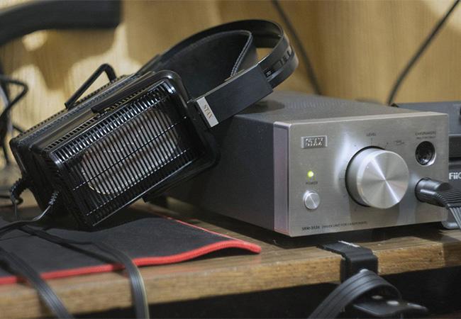 srm353x amplificador para Earspeaker eletrostáticos